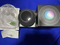 "Thumbnail of ""送料込み! Apple HomePod mini ブラック+専用台セット"""
