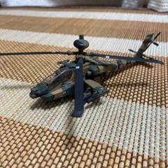 "Thumbnail of ""自衛隊モデルコレクションAH-64D アパッチロングボウ 塗装済完成品模型"""