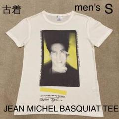 "Thumbnail of ""JEAN MICHEL BASQUIAT Tシャツ 半袖 メンズ S 古着"""