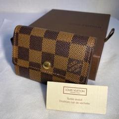 """Thumbnail of """"【美品】LOUIS VUITTON ルイヴィトン ダミエ コインケース 箱付き"""""""