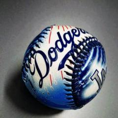 """Thumbnail of """"期間限定セール中!未使用!超希少!LA Dodgers ドジャースボール"""""""