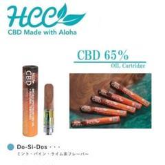 """Thumbnail of """"CBDカートリッジ HCC CBD 65% リキッド Do-Si-Dos"""""""