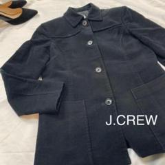 "Thumbnail of ""D❹1468【LJAC】J.CREW ビロードジャケット 黒色 Sサイズ"""
