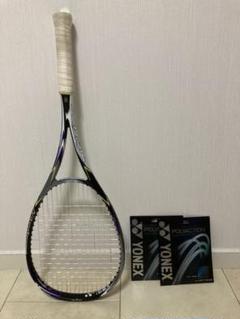 "Thumbnail of ""【本日最終値下げ】ネクシーガ80s ソフトテニスラケット"""