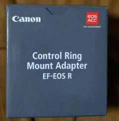 """Thumbnail of """"CANON コントロールリング マウントアダプター EF-EOS R"""""""
