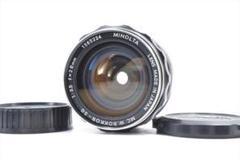 "Thumbnail of ""MINOLTA ミノルタ MC W.ROKKOR-SG 28mm f/3.5"""