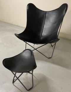 """Thumbnail of """"Cuero BKF chair  バタフライチェア & フラインググース"""""""