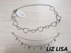 """Thumbnail of """"リズリサ LIZ LISA◆新品◆チェーン ベルト"""""""