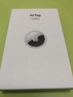 "Thumbnail of ""AIRTAG 4pack 箱 説明書のみ"""