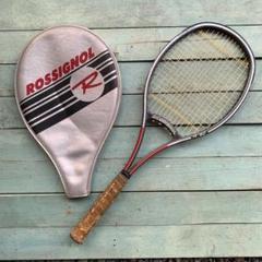 "Thumbnail of ""ロシニョール R90 テニス ラケット"""