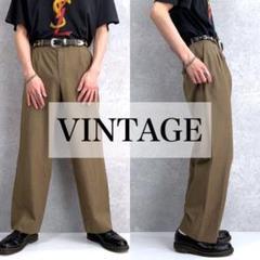 "Thumbnail of ""【USA古着】90s スペイン製 千鳥格子 ストレートスラックス M0412-5"""