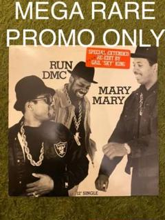 "Thumbnail of ""RUN DMC - MARY, MARY PROMO ONLY REMIX"""