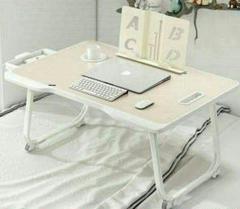"""Thumbnail of """"ベッドの上のパソコンテーブルは折り畳むことができて寝室にj9"""""""