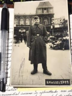 "Thumbnail of ""戦時 国防軍兵士写真 03"""