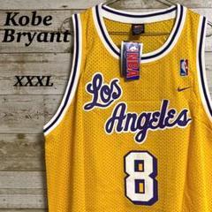 "Thumbnail of ""《新品》ナイキ NBAゲームシャツ Lakers レイカーズ コービー XXL"""