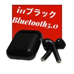 "Thumbnail of ""i11イヤホン Bluetooth ワイヤレス 黒 ◎◎"""