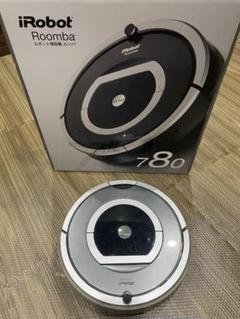 "Thumbnail of ""IROBOT Roomba ルンバ 780(箱付き)フルセット バッテリー新品"""