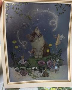 "Thumbnail of ""癒し  猫と妖精"""