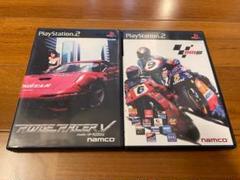 "Thumbnail of ""PS2ソフト リッジレーサーファイブ & MotoGP"""