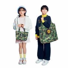 "Thumbnail of ""≪付録≫BAPE KIDS(R) ショッピングバッグ&MILO(R)型エコバッグ"""