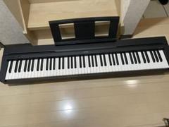 "Thumbnail of ""美品!YAMAHA P-45 電子ピアノ!"""