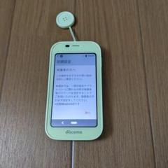 """Thumbnail of """"ドコモ キッズケータイ SH-03M 黄色"""""""