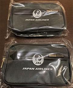 """Thumbnail of """"【未開封・未使用】JAL ビジネスクラス アメニティポーチ(ゼロハリバートン)"""""""