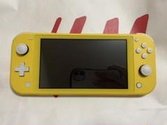 "Thumbnail of ""Nintendo Switch light イエロー 箱あり"""