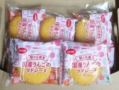 "Thumbnail of ""コープ coop 国産リンゴ マドレーヌ 焼き菓子"""