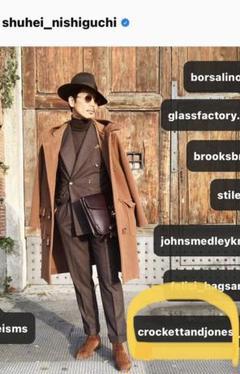 """Thumbnail of """"BEAMS F × Crockett&Jones  Chelsea6"""""""