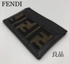 """Thumbnail of """"FENDI フェンディ 定期入れ カードケース 小物入れ メンズ ブランド小物"""""""