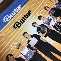 "Thumbnail of ""BTS  Butter ポスター(peaches、cream) 2種6枚丸めて"""