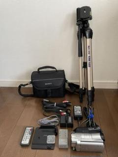 "Thumbnail of ""SONY HDビデオカメラハンディカム HDR-SR11セット"""
