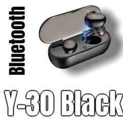 "Thumbnail of ""Y-30 Bluetoothイヤホン Bluetooth5.0 ブラック 高音質"""