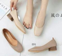 "Thumbnail of ""s-新品 レディースモカシン 革靴 大きいサイズ ミュラー靴4"""