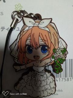 "Thumbnail of ""五等分花嫁 ラバーストラップ 四葉"""