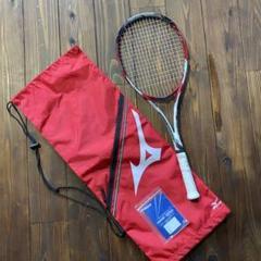"Thumbnail of ""ミズノ定価20,900円 軟式テニスラケット DI-T500 ケース付"""