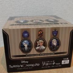 """Thumbnail of """"ツイステッドワンダーランド  トレーディングブローチ vol.2 BOX"""""""