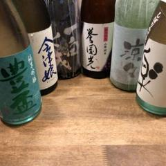 "Thumbnail of ""日本酒1,800ml  十四代  而今 新政 田酒"""