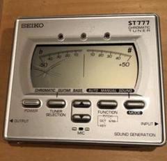 """Thumbnail of """"SEIKO ST777  CHROMATIC TUNER"""""""
