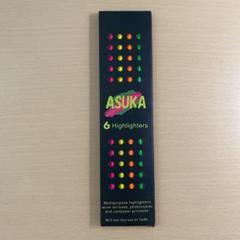 """Thumbnail of """"ASUKA 6色 色鉛筆"""""""