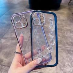 """Thumbnail of """"2021メッキ iPhone11 ケース purple"""""""