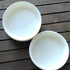 """Thumbnail of """"【まとめて】植木鉢の敷皿 32cm10号×2枚 30cm10号×8枚 計10枚"""""""