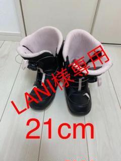 "Thumbnail of ""【LANI様専用】スノーボード ブーツ 子供用 k2ブーツ"""