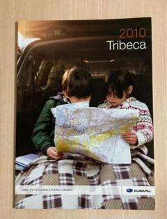 "Thumbnail of ""カタログ 北米 SUBARU Tribeca 2010"""