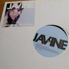 "Thumbnail of ""JAVINE / surrender アナログレコード"""