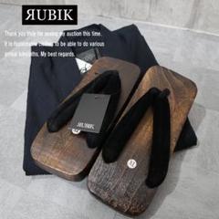 "Thumbnail of ""RUBIK 新品 下駄 L~XL"""