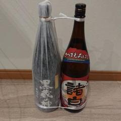 "Thumbnail of ""黒蔵の神  諸白  1800ml"""