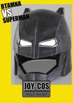 "Thumbnail of ""【倉庫移転、在庫のみ】バットマン 1:1 レプリカヘルメットLED"""