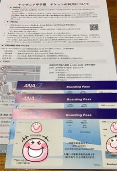 """Thumbnail of """"■キッザニア甲子園■ マルチチケット 3枚"""""""